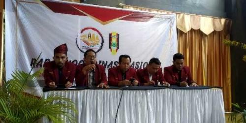 Mahasiswa Muhammadiyah Riau Ajak Millineal Terima Kemenangan Jokowi-Maaruf