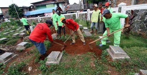 Wakil Gubernur Penasaran dengan Kuburan Bayi yang Satu Ini, Dibongkar, Ternyata Isinya...