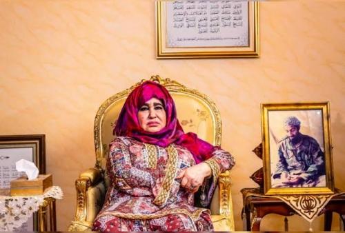 Ibu Osama Bin Ladin Sebut Ada yang Mencuci Otak Anaknya