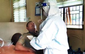 Berikut Riwayat 71 Pasien Covid-19 di Riau yang Diumumkan Hari Ini