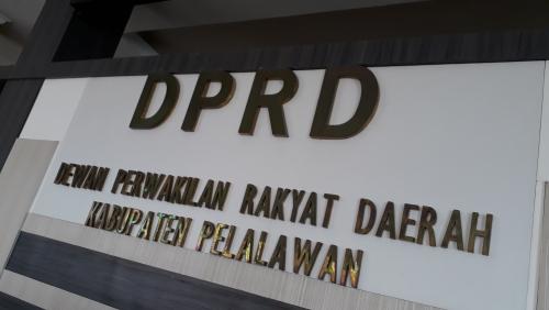 Satu Pekan Dilantik, Alat Kelengkapan DPRD Pelalawan Belum Terbentuk