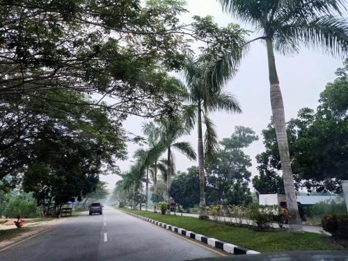 Hotspot Siak Nihil, Jika Curah Hujan Tinggi Tour de Siak 2019 Diprediksi Terbebas Paparan Asap