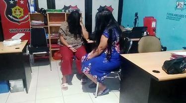 Dua PSK Threesome Ditangkap Saat Tanpa Busana, Mengaku Kelaparan Usai Layani Pria Nakal, Satu Berasal dari Sumatera