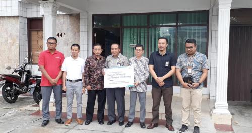 Peringati HPN 2019, PLN Wilayah Riau Kepri Kunjungi Ombudsman dan Pelanggan