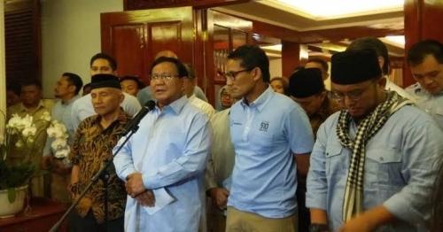 Ratna Sarumpaet Mengaku Bohong, Prabowo Minta Maaf ke Publik