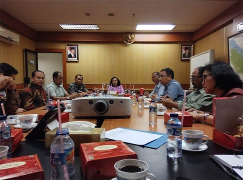 Bahas 4 Poin Strategis, ISEI Bengkalis dan OPD Terkait Sambangi BI Perwakilan Riau