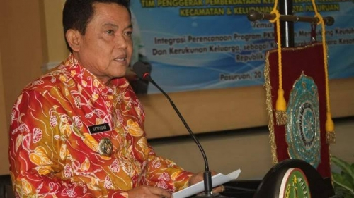 KPK OTT Wali Kota Pasuruan, Diduga Terima Suap Terkait Proyek PUPR