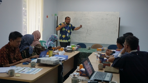 Ingin Berkontribusi Bangun Kampungnya, 6 Pemuda Pulau Padang Timba Ilmu di BPPUT RAPP
