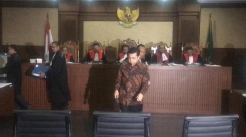 Bersaksi di Sidang Korupsi e-KTP, Keterangan Setya Novanto Dibantah Keponakannya