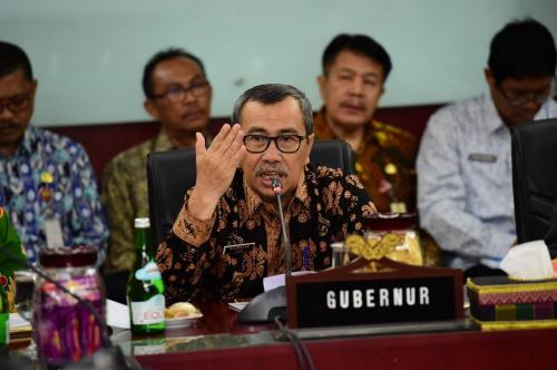 Gubri Siapkan UPT Balai Latihan Kerja Pusat di Riau