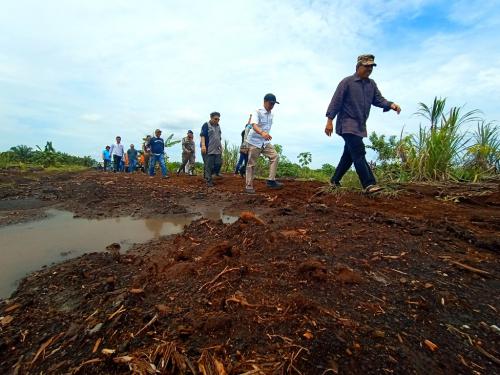 Masih Ada Daerah Siak yang Terisolir, Pemerintah Segera Bangun Jalan Teluk Lanus Menuju Tanjung Buton