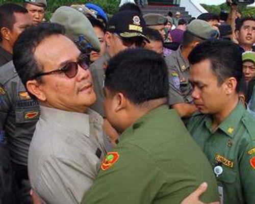 Inilah Pesan Rusli Zainal untuk Annas Maamun Saat Nanti jadi Gubernur Riau