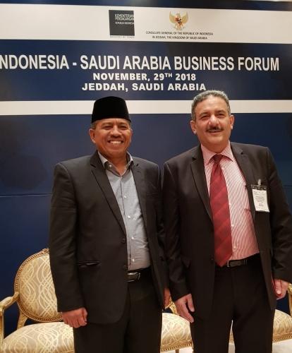 Lihat Ada Peluang Bisnis di KITB, Banyak Investor dari Arab Saudi Tertarik Berinvestasi di Siak
