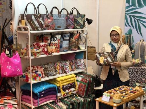 Nine Needles, Tas Brand Asal Riau yang Lagi Booming di Pasar Nasional