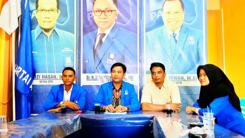 DPD PAN akan Buka Penjaringan Bupati dan Wakil Bupati Kepulauan Meranti