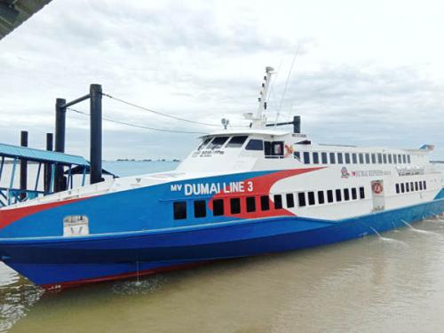 12 Armada Dumai Express Siap Layani Nataru 2020