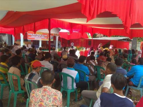 Jalan Poros Berlubang Bertahun-tahun, Warga Minta Anggota DPRD Ropi Siregar Perjuangkan Masuk di APBD Kampar