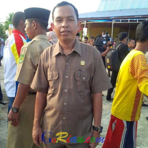 Dewan Dukung Aksi Bupati Berkeliling ke 19 Kecamatan di Inhil untuk Lantik 96 Kades Terpilih