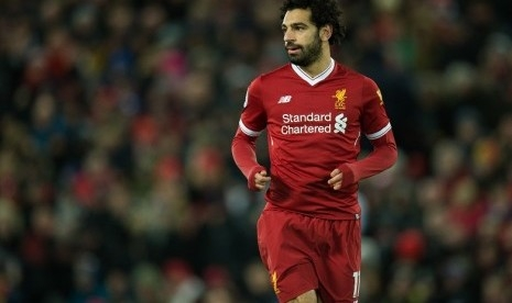 Pemain Liverpool Mohammad Salah Terpilih Sebagai Pesepakbola Terbaik Afrika 2017