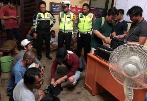 Pelarian Buron 37 Kg Sabu dari Bengkalis Riau Berakhir di Probolinggo