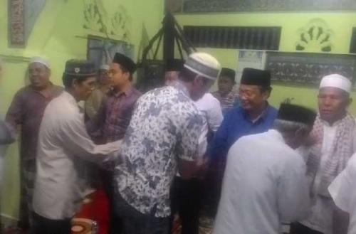 Minat Siswa Banyak, Senator Riau Dukung Dirikan Bangun Sekolah Agama di Tanjung Alai Kampar