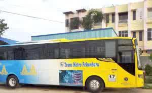 Pemko Tambah Lima Koridor Baru Trans Metro Pekanbaru