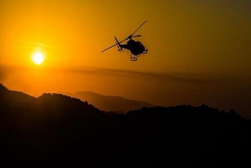 Dua Heli Militer Tabrakan Saat Latihan, 5 Tewas dan 1 Hilang