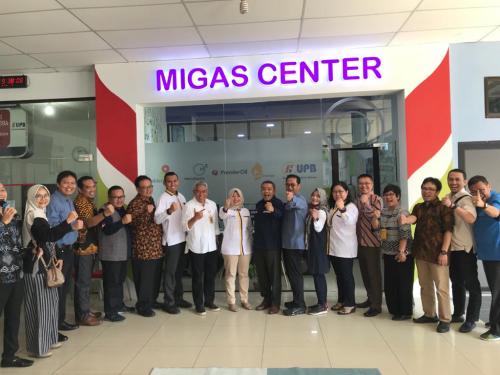 Ciptakan SDM Unggul, SKK Migas-KKKS Bangun Migas Center di Universitas Putera Batam