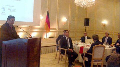 Riau Kenalkan Gelombang Bono dan 3 Objek Wisata di Berlin Jerman
