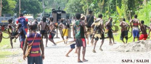 Bentrok di Kwamki Narama-Timika Berlanjut, Korban Tewas 8 Orang