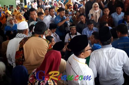 Next Presiden dan Wakil Presiden RI, Pemilih Pemula Hingga Orangtua di Duri Pilihannya Tetap Prabowo - Sandi