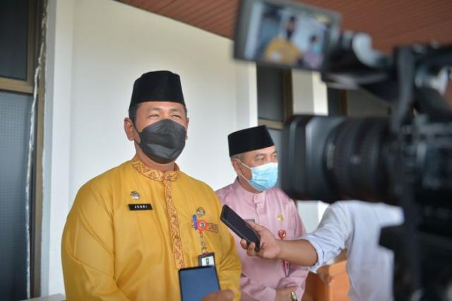SE Gubernur Riau, Bupati dan Wali Kota Diminta Dirikan Posko Siaga Karhutla hingga ke Tingkat Desa