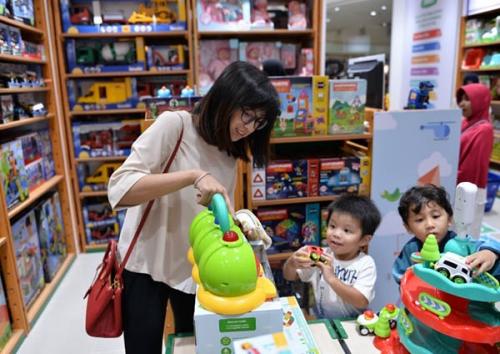Kanmo Group Gencar Ekspansi Melalui Pembukaan Gerai Mothercare dan Early Learning Centre di Pekanbaru