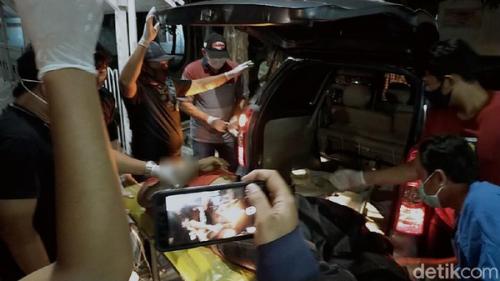Baru Dibebaskan Kemenkumham karena Corona, 2 Napi Tewas Ditembak Polisi karena Curi Mobil