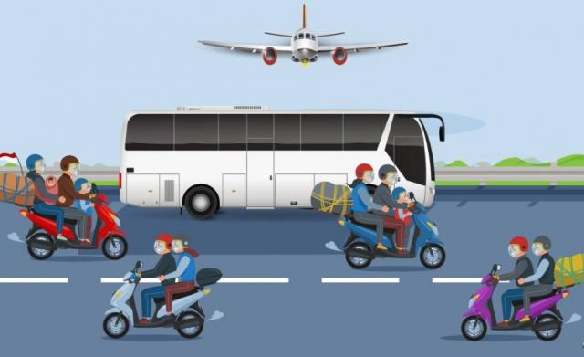 Mulai Tanggal 6-17 Mei 2021, Terminal BRPS Pekanbaru Hanya Layani Penumpang Non Mudik