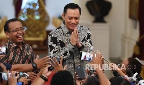 SBY Tak Ikut Shalat Id, Begini Penjelasan AHY