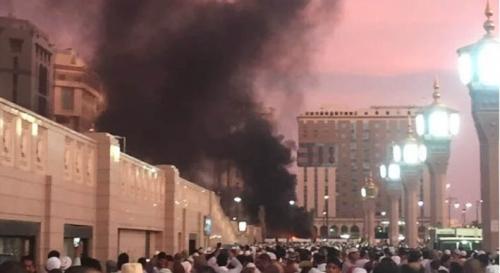 Bom Madinah Sempat Disangka sebagai Tanda Berbuka, Bangunan Masjid Nabi Terasa Bergetar...