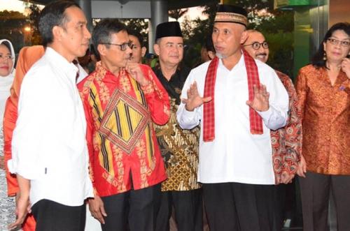Lebaran di Padang, Tanda Presiden Jokowi Sangat Menghargai Sumatera Barat