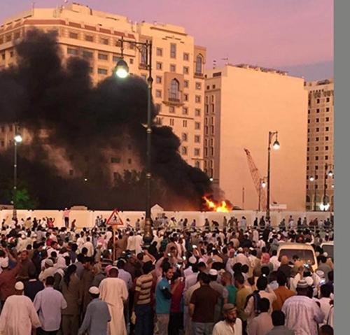 Salah Satu Pelaku Bom Bunuh Diri di Arab Saudi, Diduga Warga Inggris Raya