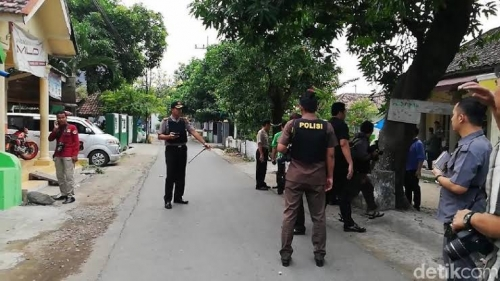 3 Ledakan Bom Guncang Pasuruan, Bocah 6 Tahun Jadi Korban