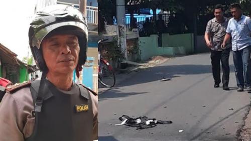 Dikejar Pelaku Pembawa Bom, Kapolsek Bangil Lari Sejauh 1 Kilometer, Akhirnya Terdesak dan . . . .