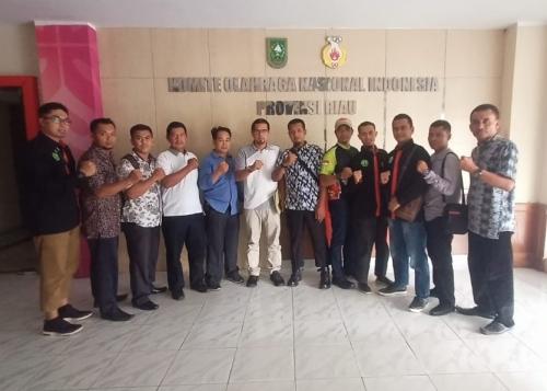 Tujuh Pengkab Melakukan Mosi Tidak Percaya Terhadap Pengprov Perpani Riau