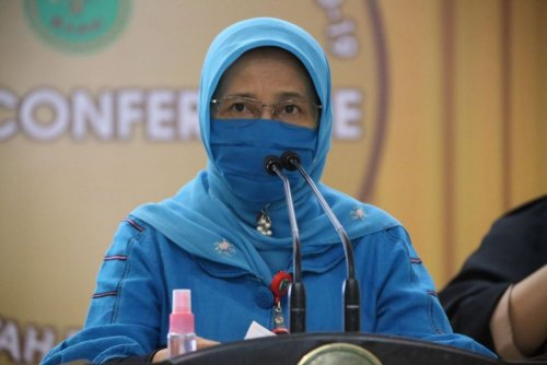 1.883 PDP di Riau Telah Dinyatakan Negatif