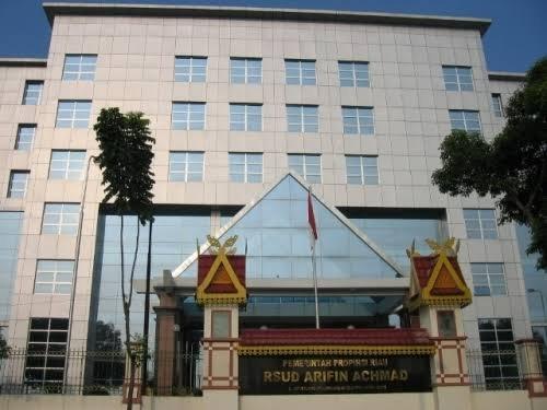 Lima Pasien Covid-19 Masih Dirawat di RSUD Arifn Achmad