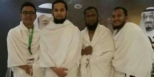 Alhamdulillah, Caisar YKS Naik Haji Atas Undangan Raja Saudi