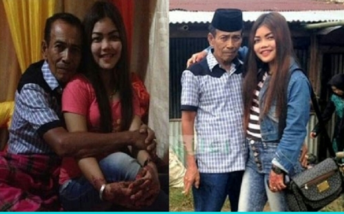 Setelah Sukses Nikahi Remaja Cantik, Gaek 63 Tahun Ini Malah Dipenjara, Istri Pun Minta Cerai