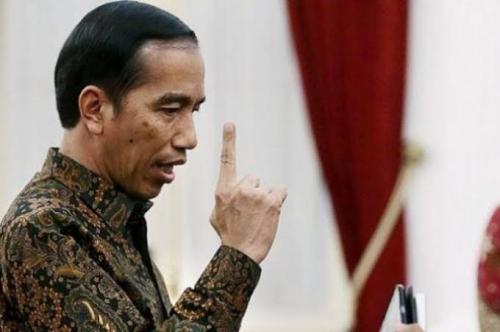 Rupiah Tembus Rp15 Ribu/USD, Jokowi Sebut Disebabkan Faktor Eksternal