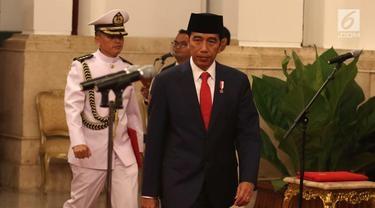 Presiden Jokowi Dijadwalkan Lantik 9 Gubernur Hari Ini