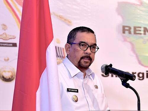 Tanggap Hadapi Karhutla, Pemerintah Pusat Minta Masukan dari Pemprov Riau
