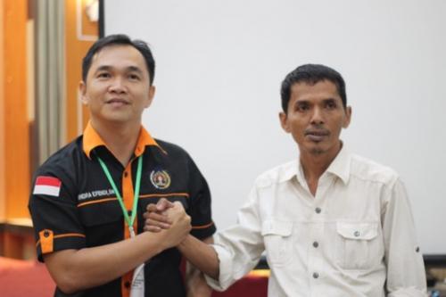 Berhasil Raih 17 Suara, M Yusuf Sah Jadi Ketua PWI Inhil 2019-2022